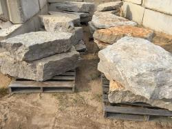 Delta Ledge Stone Outcroppings