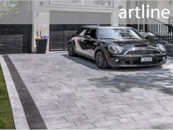 artline unilock concrete pavers