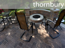 unilock concrete paver thornbury