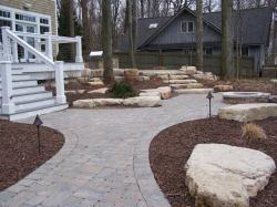 western honeycomb installed by Landscape Solutions