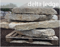 delta ledge stone steps