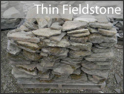 pennsylvania thin fieldstone wall stone