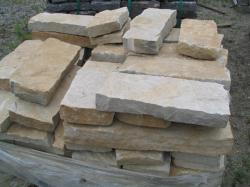 "Sandy Creek 2""-4"" Thick Wall Stone"