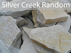 silver creek wall stone